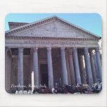 Panteón, Roma, Italia Tapetes De Raton