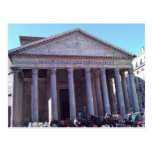Panteón, Roma, Italia Tarjetas Postales