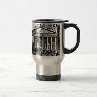 Panteón Taza De Viaje