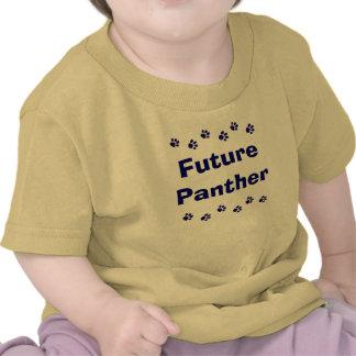 Pantera futura camiseta