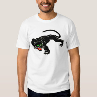 Pantera negra - CAT grande Poleras