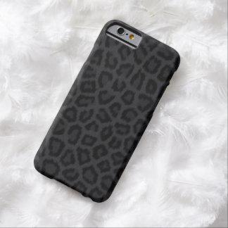 Pantera negra funda barely there iPhone 6