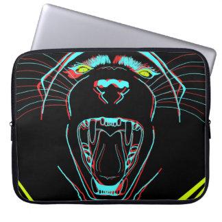 Pantera negra - manga del ordenador portátil fundas ordendadores
