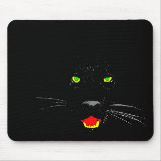 Pantera negra Mousepad Alfombrilla De Ratones