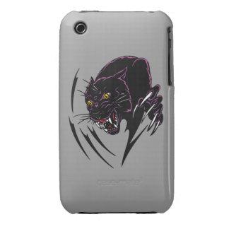 Pantera que agarra Case-Mate iPhone 3 protector