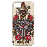pantera y daga 2013 iPhone 5 Case-Mate carcasa