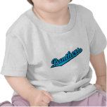 Panteras en colores de encargo camiseta