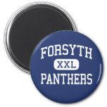 Panteras Forsyth medio Missouri de Forsyth Iman Para Frigorífico