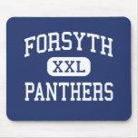Panteras Forsyth medio Missouri de Forsyth Tapete De Ratón