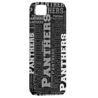 Panteras iPhone 5 Case-Mate Cárcasas