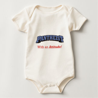 Pantheist/actitud Mamelucos De Bebé