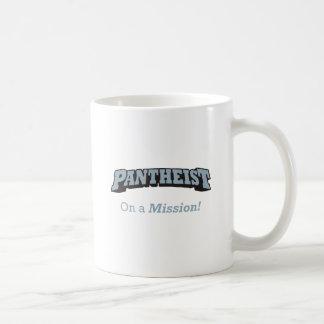 Pantheist / Mission Coffee Mug