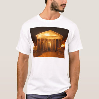 Pantheon at night T-Shirt