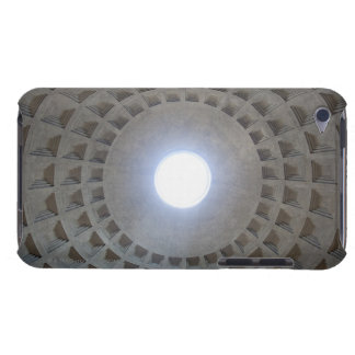 Pantheon  ceiling, low angle wide angle view iPod touch Case-Mate case