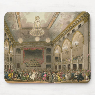 Pantheon Masquerade from 'Ackermann's Microcosm Mousepads