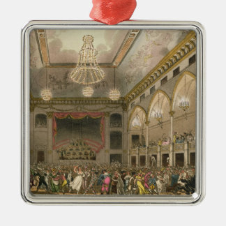 Pantheon Masquerade from 'Ackermann's Microcosm Christmas Tree Ornament