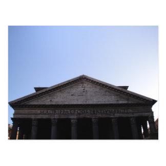 Pantheon Post Card