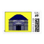 Pantheon, Rome Inspirations Stamp