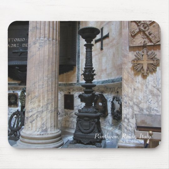 Pantheon, Rome, Italy Mouse Pad