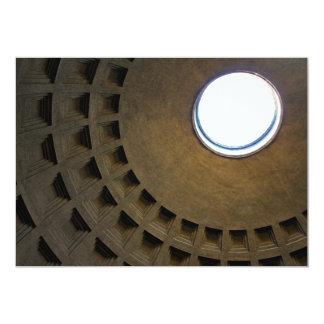 Pantheon Roof Card