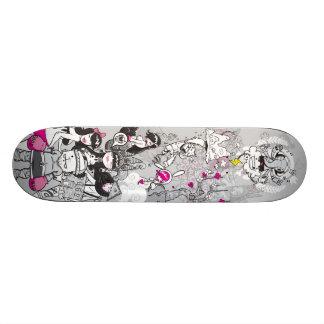 Pantheon Skateboard