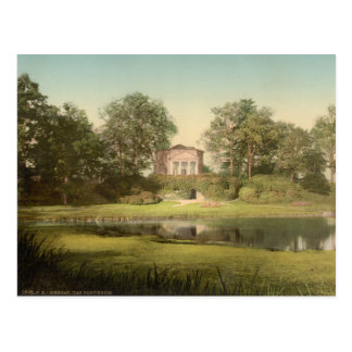 Pantheon, Worlitz Park, Anhalt, Germany Postcard