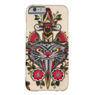 panther and dagger 2013 barely there iPhone 6 case