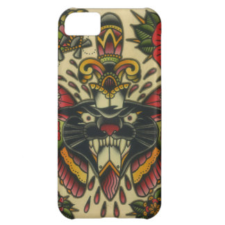 panther and dagger iPhone 5C cover