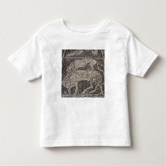 Panther attacking a bull t-shirt