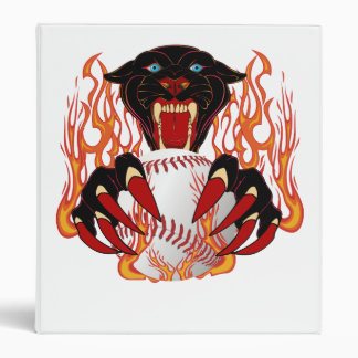 Panther-Baseball-1White-T-2 Binder