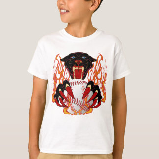 Panther-Baseball-1White-T-2 T-Shirt