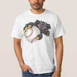 Panther Baseball Mascot Shirt