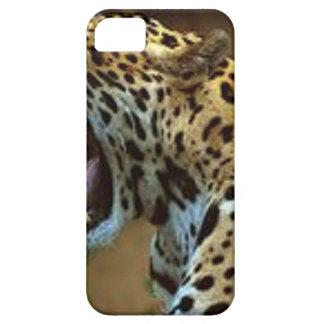 Panther Bearing Teeth iPhone SE/5/5s Case