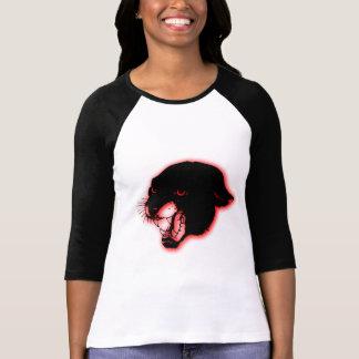 Panther black panther wild cat wild animal kingdom T-Shirt