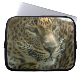 Panther Cat Laptop Sleeve