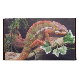 Panther Chameleon iPad Folio Cases