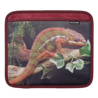 Panther Chameleon Sleeve For iPads