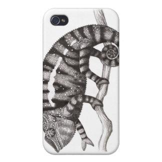 Panther Chameleon Speck Case