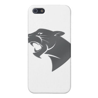 Panther Cover For iPhone SE/5/5s