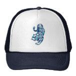 Panther Design Trucker Hat