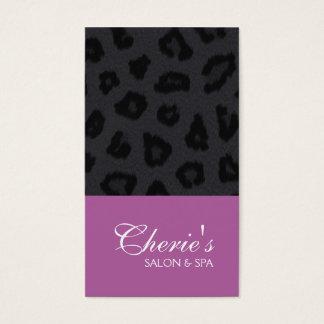Panther Fur Business Card