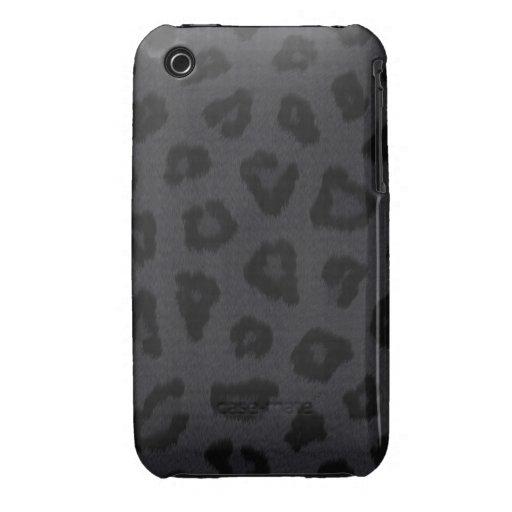 Panther Fur Design Blackberry Curve case