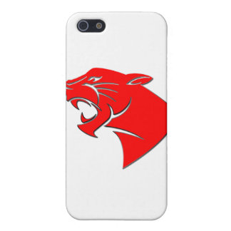 Panther iPhone SE/5/5s Cover