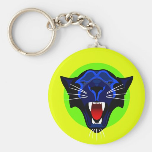 Panther Key Chains