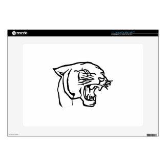 Panther Laptop Decal