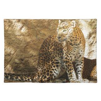 Panther of Sri Lanka Placemat