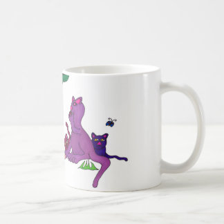 Panther Party Coffee Mug