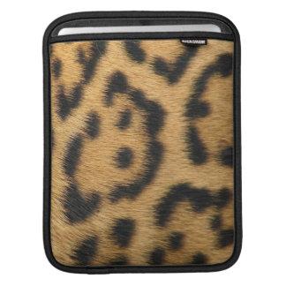 Panther Pattern iPad Sleeve