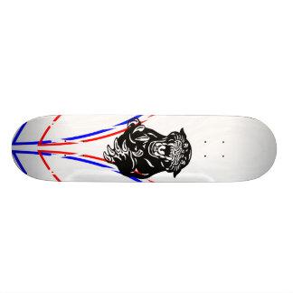 Panther Pinstripe Skateboard Deck