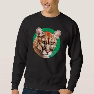 Panther Portrait Sweatshirt